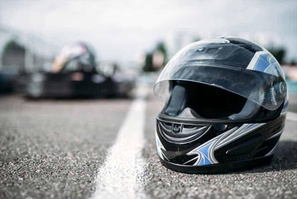 cheap go-kart helmets