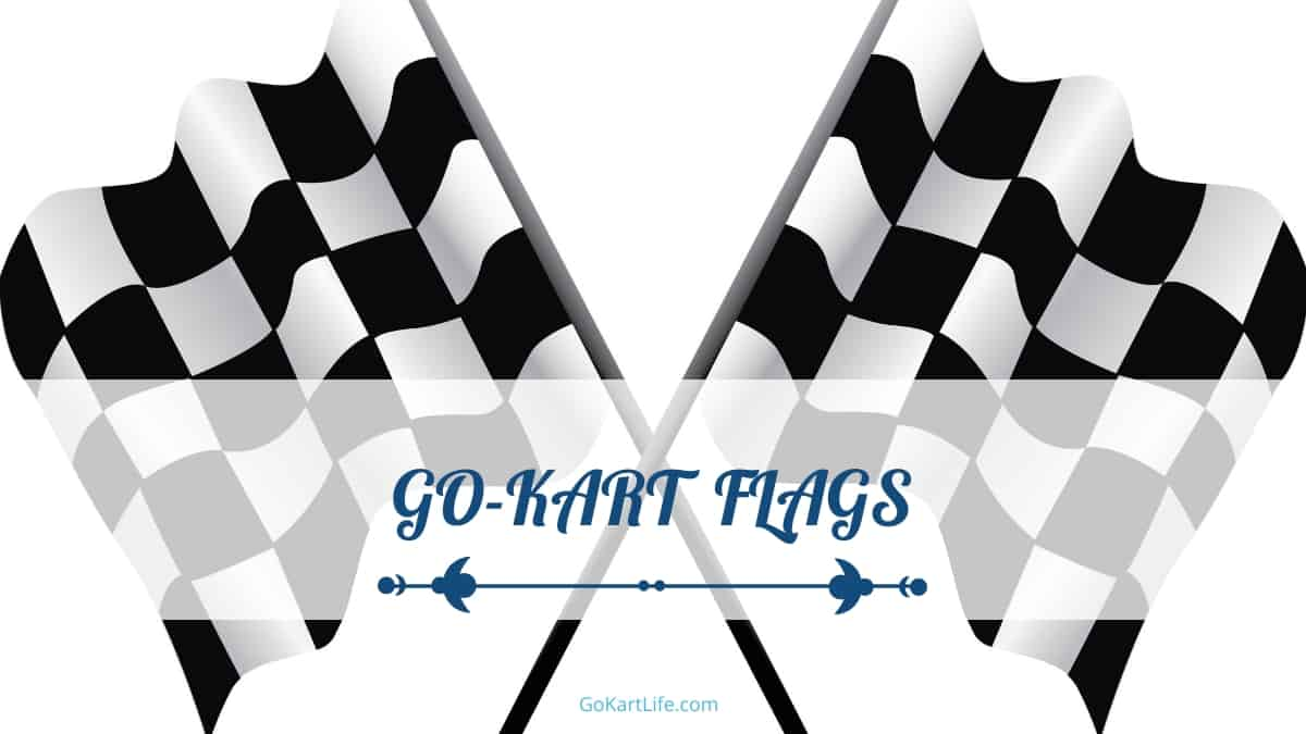 go-kart flags