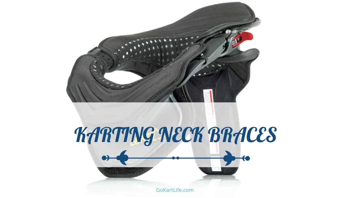 Karting Neck Braces