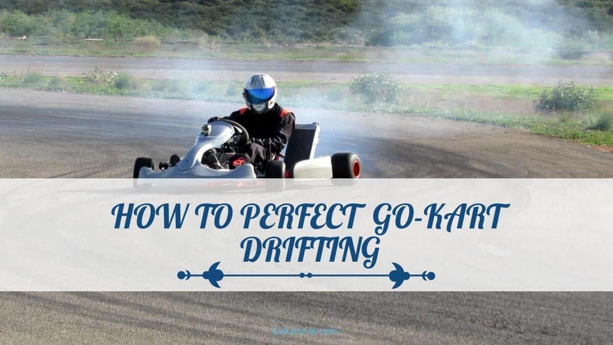 go-kart drifting
