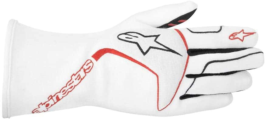 go-karting safety equipment - racing gloves