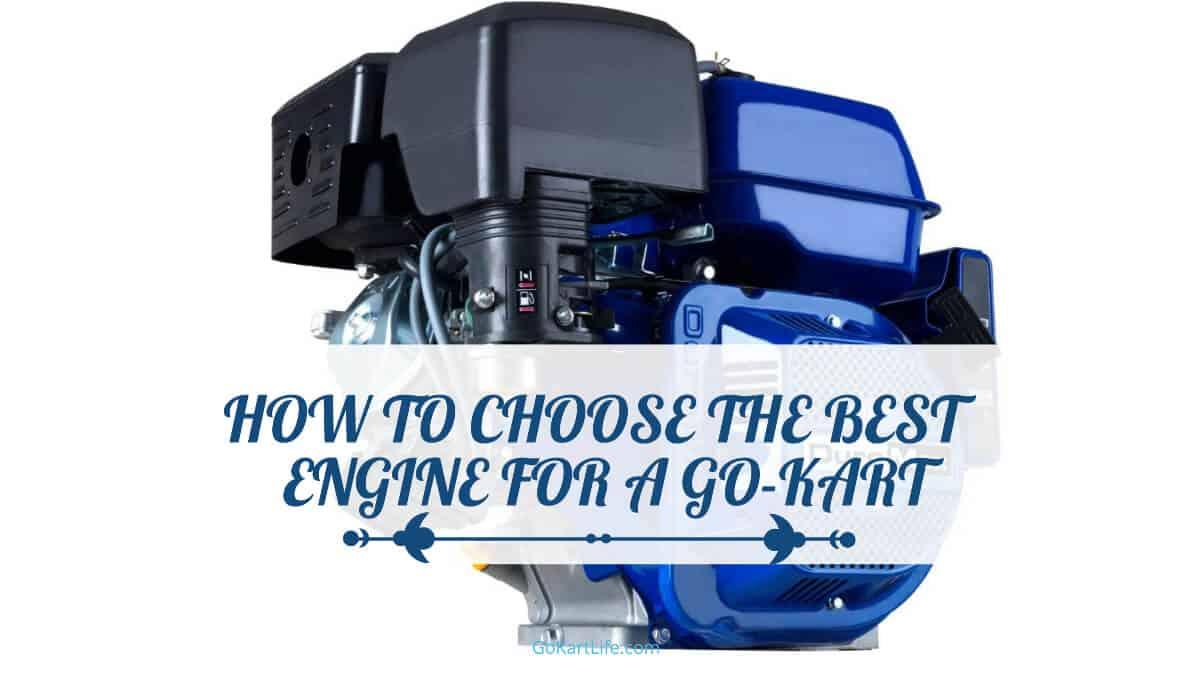 Best go-kart engine