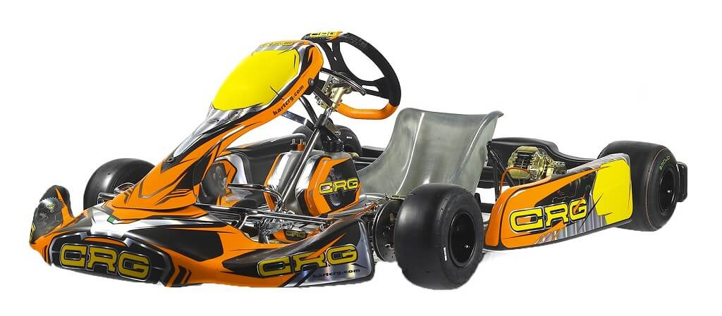 CRG Road Rebel Shifter Kart