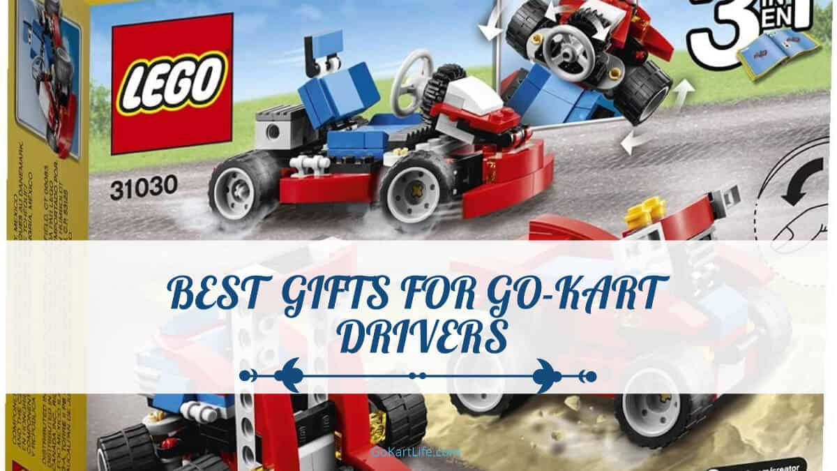 Gifts for Go-Kart Drivers