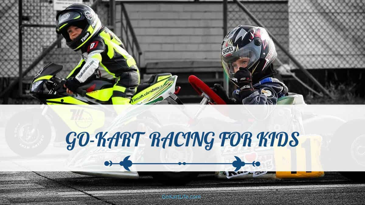 Go-Kart Racing For Kids