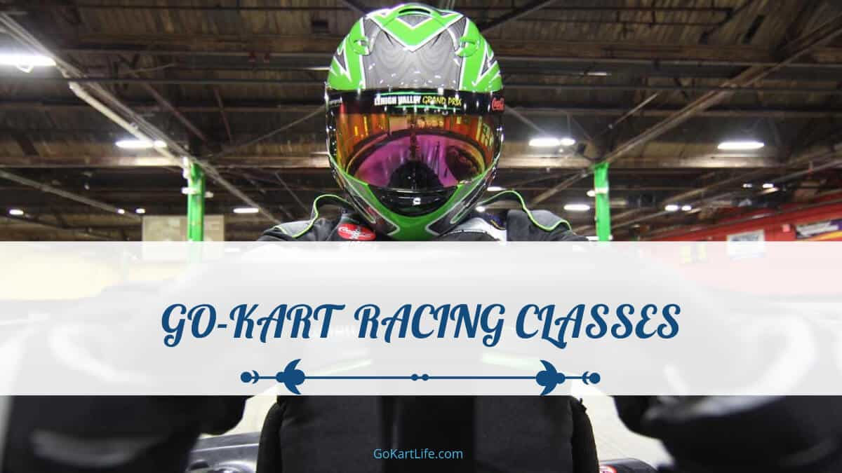 go-kart racing classes