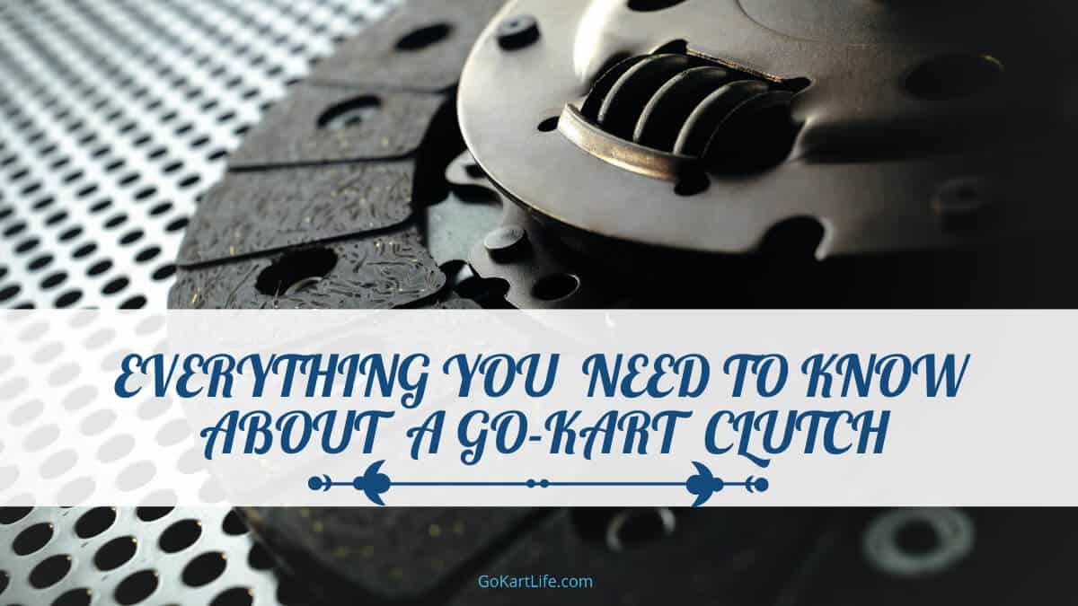 go-kart clutch